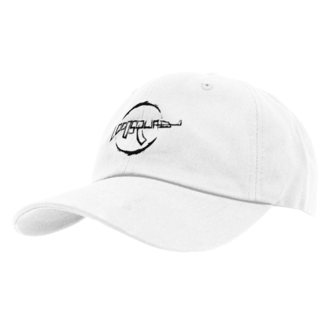 Logo white von Locosquad - Cap jetzt im Locosquad Shop