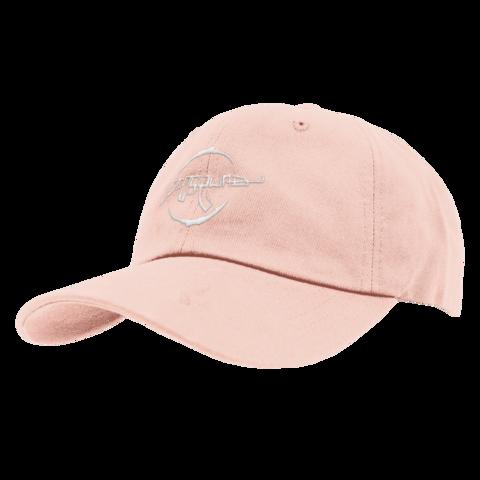 Logo soft pink von Locosquad - Cap jetzt im Locosquad Shop