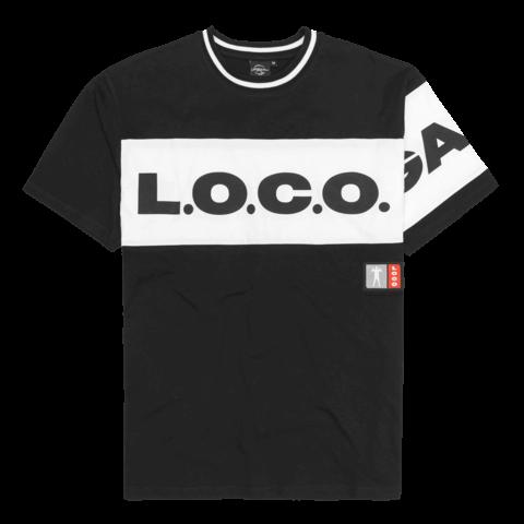 L.O.C.O. Bold von Luciano - T-Shirt jetzt im Locosquad Shop