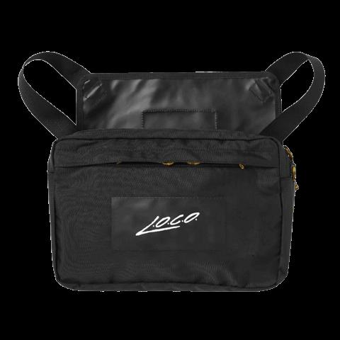 Reflective L.O.C.O. von Luciano - Chest Bag jetzt im Locosquad Shop