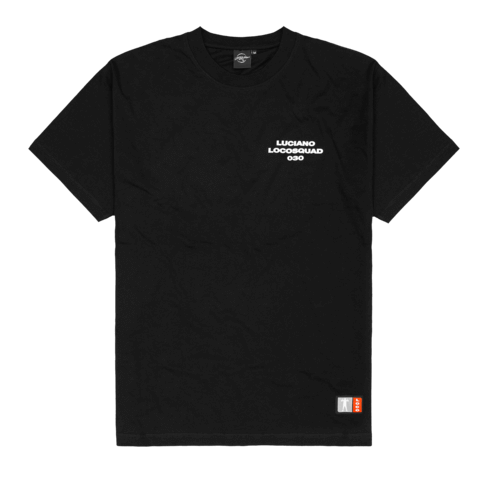 Locosquad 030 von Luciano - T-Shirt jetzt im Locosquad Shop